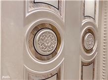 Spanish Gold Cremo Delicato Marble Wall Molding
