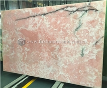Best Price Pink Onyx Slabs,Tiles for Decoration