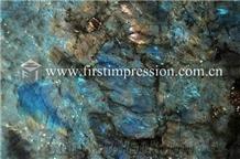 Hot Sale Labradorite Blue Granite Slabs,Tiles