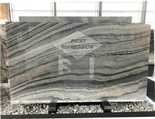 Hot Sale Roma Impression Blue Marble Slabs,Tiles