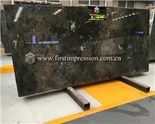 New Polished Labradorite Blue Granite Slabs,Tiles