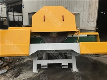 Granite Split Face Thin Stone Veneer Cutting Saw