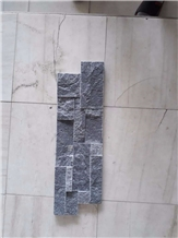 Stone Wall Panel Black Z Shape, Decorative Stone Wall Panel Veneer
