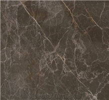 Olive Maron - Armani Brown Marble Tiles & Slabs