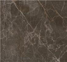 Olive Maron - Armani Brown Marble Tiles & Slabs