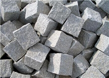 Turkish Grey Granite Cube Stone & Pavers