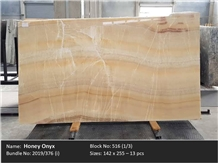 Honey Onyx Slabs