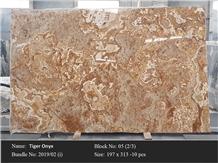 Tiger Onyx Slabs
