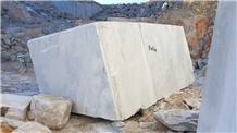 Persian Calacatta White Marble Blocks