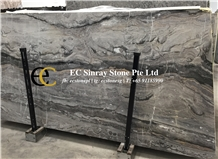 Brazil Jolie Grey Marble Slabs & Tiles