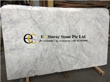 Brazil Navajo White Grey Marble Slabs & Tiles
