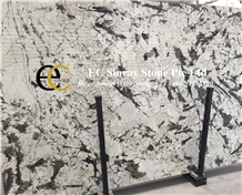 Brazil White Sophie Granite Slabs & Tiles
