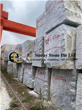 China G023 Ash Grey Granite Direct Quarry Blocks