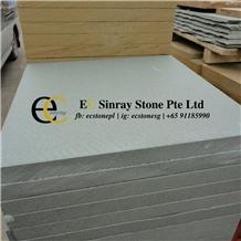 China Shandong Green Sandstone Slabs & Tiles