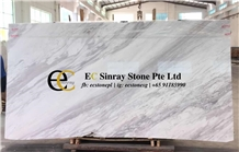 Greece Mistral Volakas White Marble Slabs & Tiles