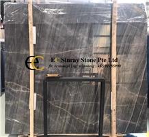 Gris Hamilcar Marble Slabs, Grey Marble Slabs & Tiles