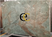Iran Turquoise Green Blue Granite Slabs & Tiles