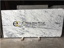 Italy Arabescato Piana White Marble Slabs & Tiles