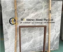 Oman Delicate Grey Marble Slabs & Tiles