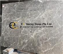 Silver Marten Grey Marble Slabs & Tiles