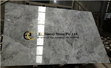 Turkey Adalya Eva Grey Marble Slabs & Tiles