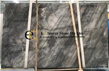 Turkey Ares Grey Marble Slabs & Tiles