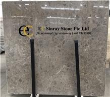 Turkey Breccia Paradiso Grey Marble Slabs Tiles