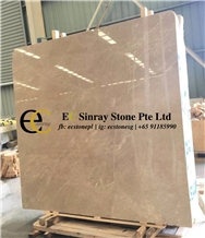 Turkey Crema Sera Beige Marble Slabs & Tiles