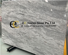 Turkey Salome Grey Marble Slabs & Tiles