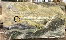 Verde Connemara Tifone Green Marble Slabs Tiles