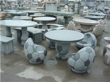 Garden Furniture Stone Benches for Exterior Design
