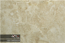 Light Emperador Marble Slab,Tile