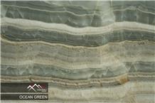 Ocean Green Onyx