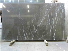 Graphite Gray Marble Slabs