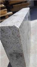 Natanz White Granite Landscaping Stones, Kerbstone