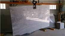 Bianco Nuvolato Marble Polished Slabs