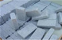 Granite Paving Stones 8x10x10 cm