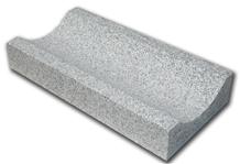 Granite Rain Gutter 8x25x50 cm