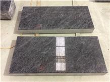 Bahama Blue Granite Cemetary Markers