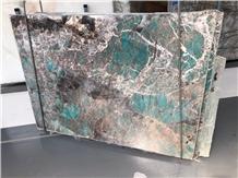 Amazzonite / Amazonit Granite First Choice Slabs