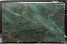 Emerald Quartzite Polished Slabs First Choice