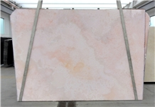 Onice Rosa / Pink Onyx Polished Slabs First Choice