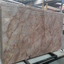Pesco Fantasy Brown Marble Slabs