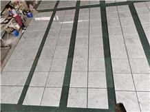 Bianco Carrara White Marble Flooring Tiles