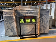 Peacock Jade Stone Grey Tiles Stone Slabs