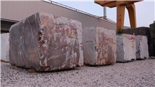 Quarry Pice Red Venice Marble Blocks from China