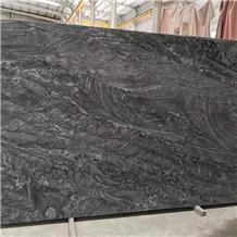 Adamantium Gray Quartzite Slabs