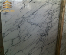 Arabescato White Marble Slabs for Wall & Flooring