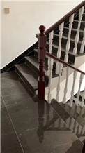 Austin Grey Marble Stair, Stone Steps Price