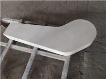 Blanco Maple Quartz Stone Engineered Stone Bar Top